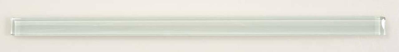 Bella Glass Tiles Crystile Glass Liner Bar Ice Mist Glossy