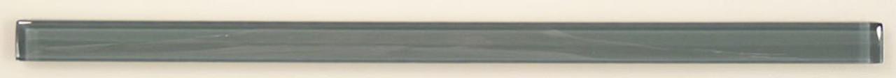 Bella Glass Tiles Crystile Glass Liner Bar Eclipse