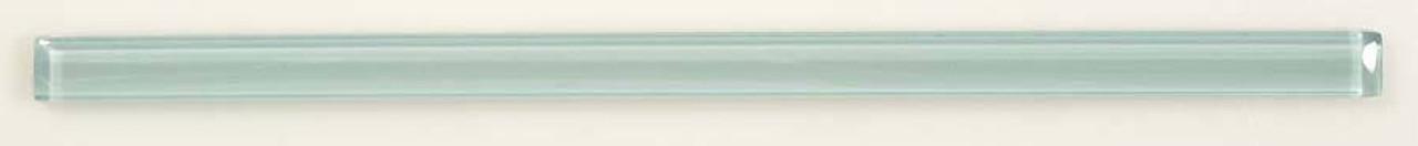 Bella Glass Tiles Crystile Glass Liner Bar Morning Mist