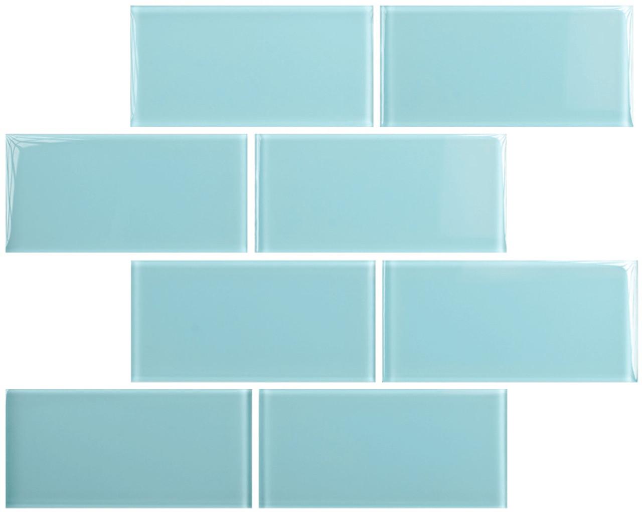 UBC Basic Collection 3 x 6 Sky Blue