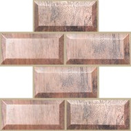 Copper Mosaic Tile Design Ideas