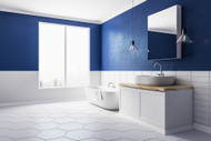 How To Get the Best Ceramic Tile for Bathroom Floors? A Complete Guide
