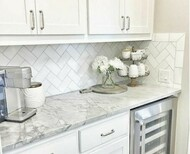 17 Incredible Herringbone Tile Ideas