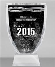 BELK Tile receives Best of Columbus Award