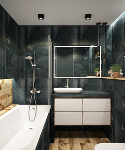 Tiles to Design Backsplash for Bathrooms