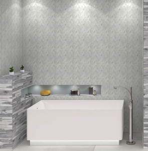 Marble tiles for the perfect bathroom