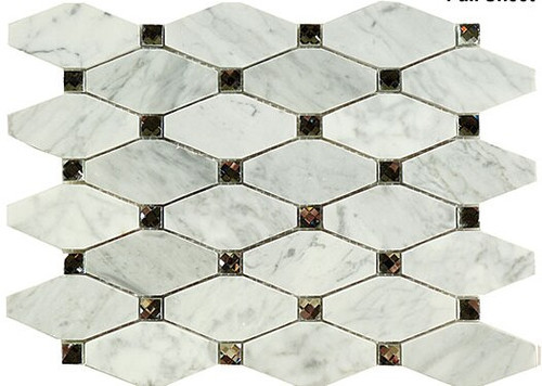 Bella Glass Tiles Imperial Series Imperial Cloud