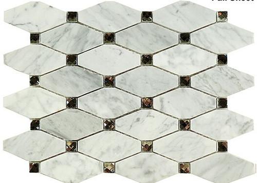 Bella Glass Tiles Imperial Series Imperial Cloud