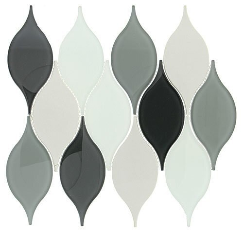 Bella Glass Tiles Windchime Series Morning Melody