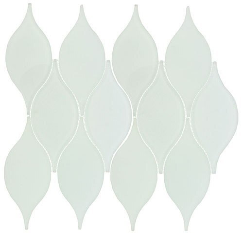 Bella Glass Tiles Windchime Series Cloudy Breeze
