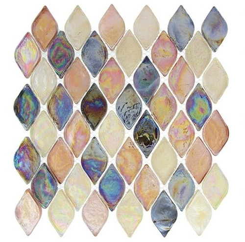 Bella Glass Tiles Aquatica Series Glossy Spectrum