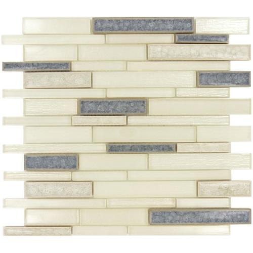 Bella Glass Tiles Bella Muro Series Glacier Lake BMS-245