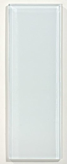 Bella Glass Tiles Glacier Series 4 x 12 Glass Subway Tile