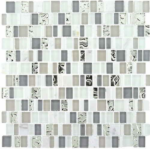 Bella Glass Tiles Enchanted Flavors Series Coconut House
