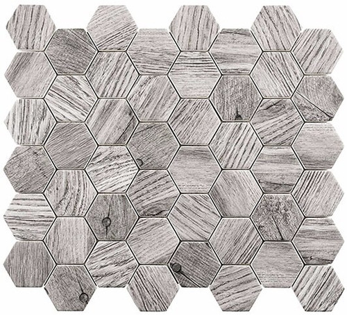 Bella Glass Tiles Woodland Series Russian Pine WDL-4004