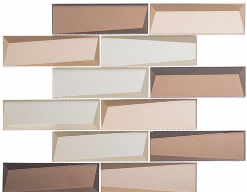 Bella Glass Tiles Scandinavia Adelaide Garden Subway Tile