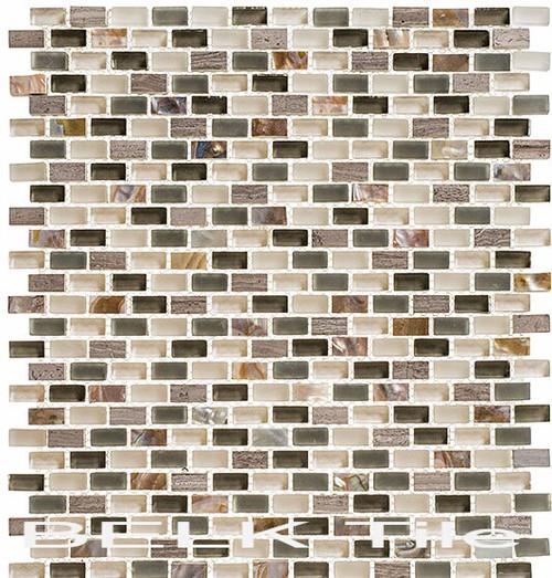 Bella Glass Tiles Americana Series Route 66 AMER392