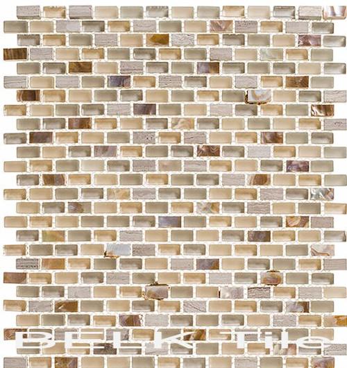 Bella Glass Tiles Americana Series Drive In AMER393