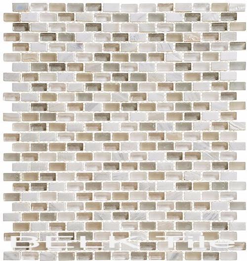 Bella Glass Tiles Americana Series Main Street AMER395