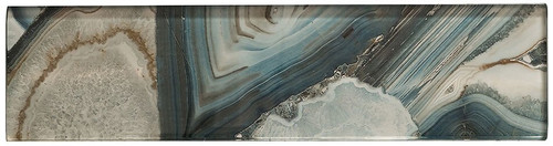 Bella Glass Tiles Magical Forest Crystal Lagoon Subway Tile