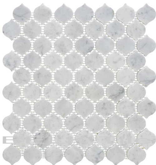 Bella Glass Tiles French Baroque Series Chateau Dusk