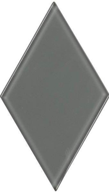 UBC 4.5 inch Glass Diamond Tile Hailstorm