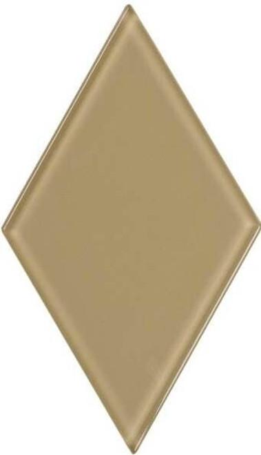 UBC 4.5 inch Glass Diamond Tile Sand Dollar