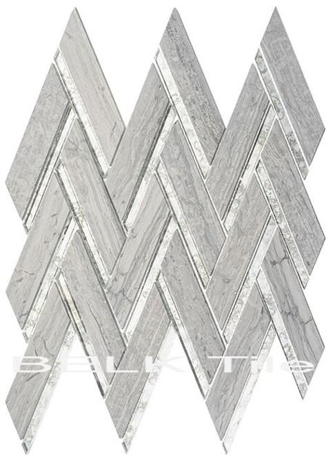 Bella Glass Tiles Peaks Harbor Teton Scape PH-483
