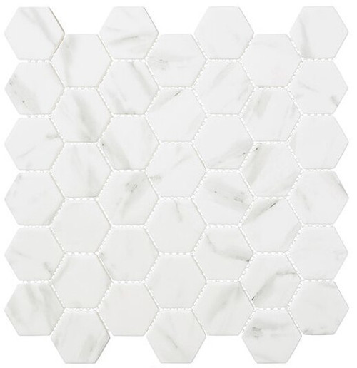 Bella Glass Tiles Antiquities Series Egyptian Ivory ANQ-52