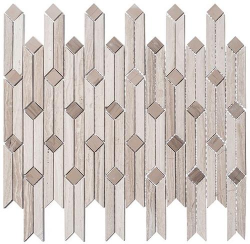 Bella Glass Tiles Starburst Series Keplers Dusk SAR-2453