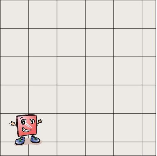 BELK Tile Patterns Square Grid Floor Tile Pattern
