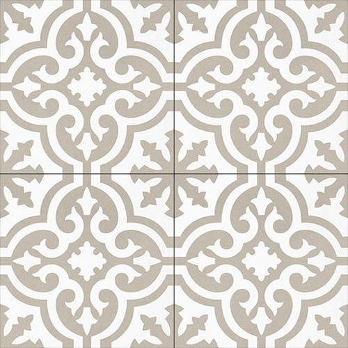 Bella Glass Tiles Amalfi Coast Porcelain Tile Organza Antique