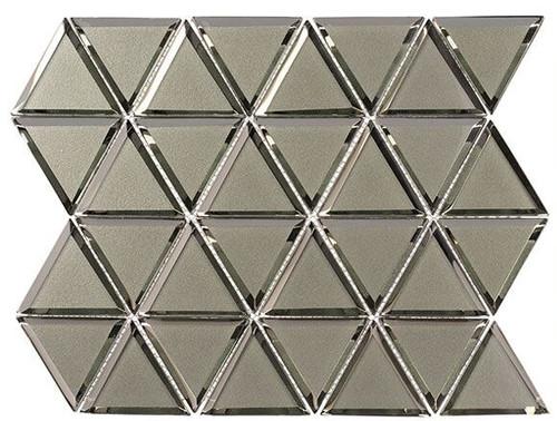 Bella Glass Tiles Pinwheel Series PWL814 Menta Fresh