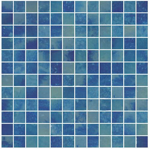 Bella Glass Tiles Del Spa Series Blue Cave