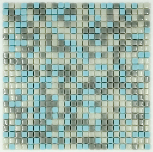 My Tile Backsplash Sicily Collection Series Drizzle Cube