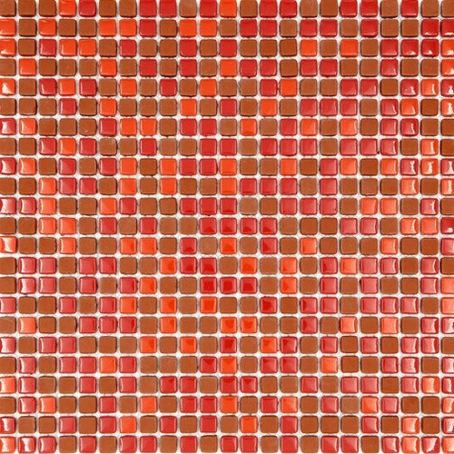 My Tile Backsplash Sicily Collection Series Cube Wildfire
