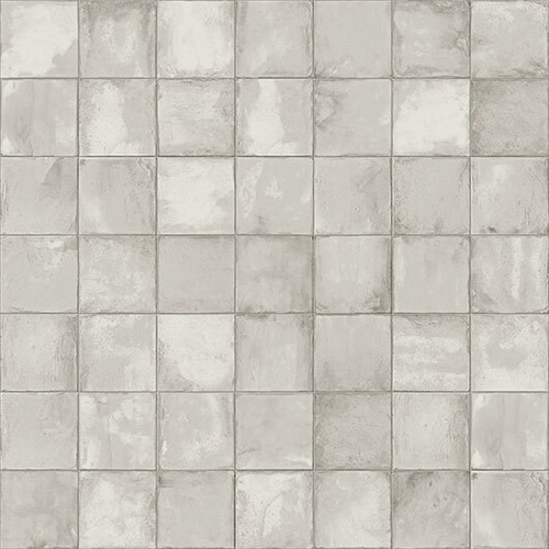 Bella Glass Tiles Geometric Calm Series GC1211 Nacre White