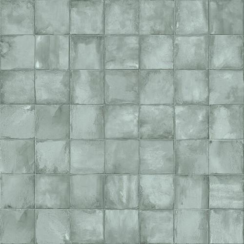 Bella Glass Tiles Geometric Calm Series GC1212 Eco Green