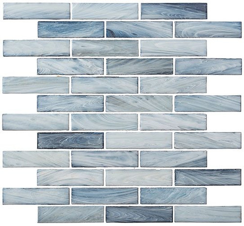 Bella Glass Tiles New England Series Maritime Blue NWG-793