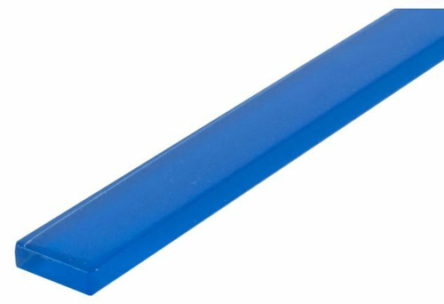 UBC Basic Collection 1 x 12 Glass Liner Caribbean Blue 444-170