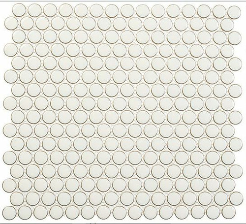 Bella Glass Tiles Effortless Penny Round Relaxation EFT8901