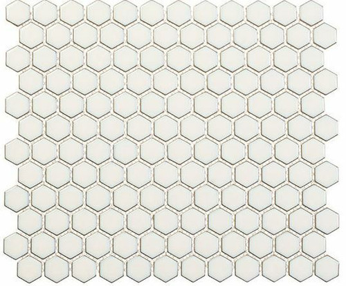 Bella Glass Tiles Effortless Series Hexagon Relaxation EFT8911