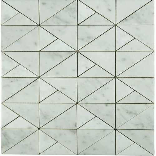 UBC View Point Series White Carrara 626-088