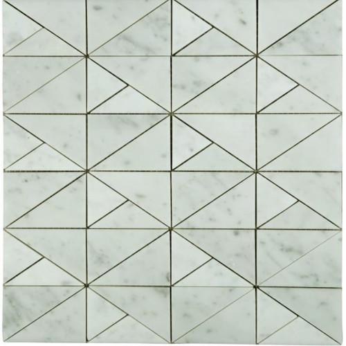 UBC View Point Series White Carrara 626-088