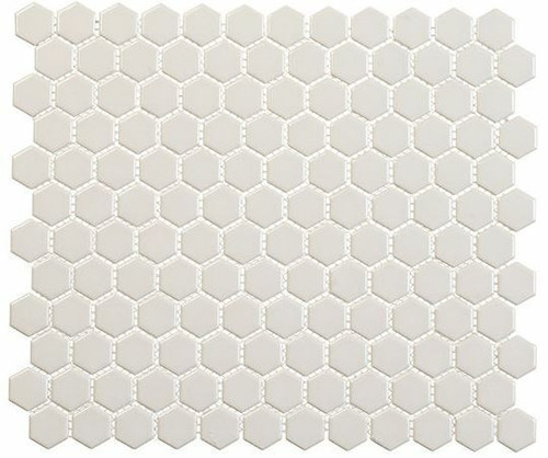 Bella Glass Tiles Freedom Avenue Hexagon Empire Place FDM1812