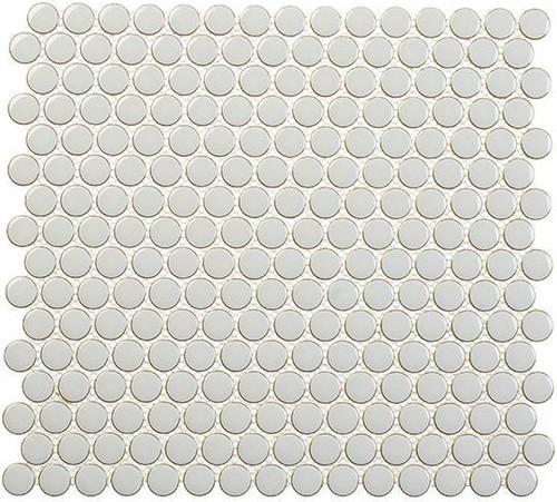 Bella Glass Tiles Effortless Penny Round Xen Breeze EFT8902