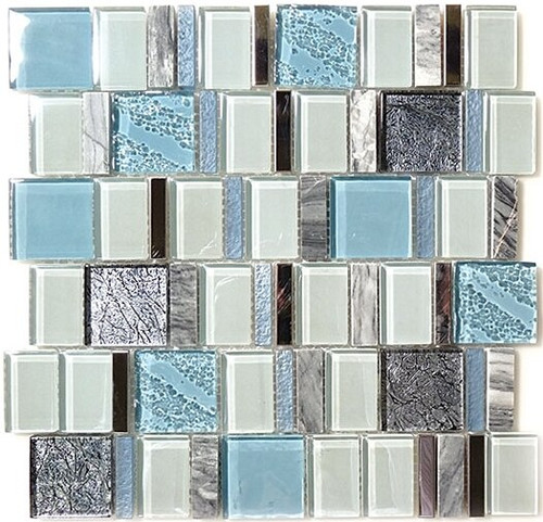 Bella Glass Tiles Academia Series Astronomers Light
