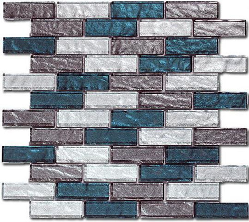 Bella Glass Tiles Impression Series IMP-08 Rushing River