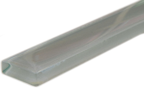 UBC Basic Collection 1 x 12 Glass Liner Whisper Gray