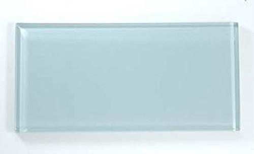 Bella Glass Tiles Crystile Series 3 x 6 Subway Morning Mist C11-1